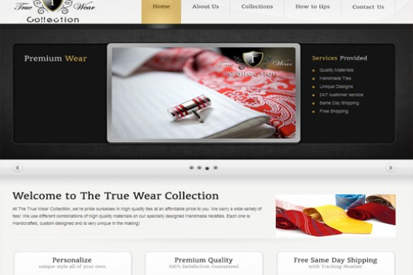 The True Wear Collection